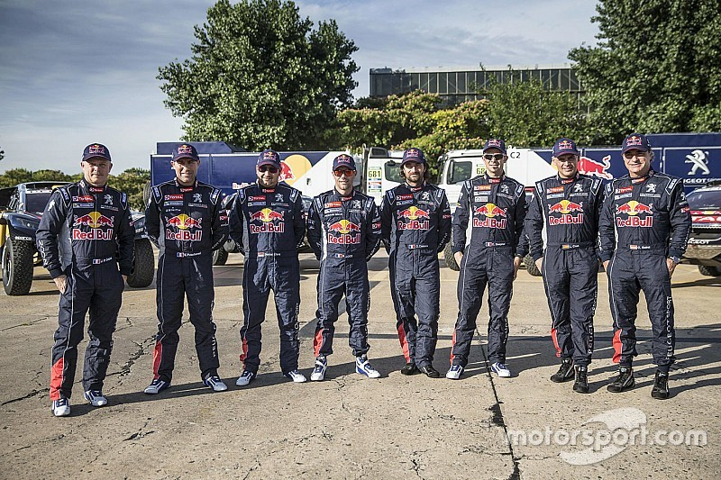 Босс Peugeot: Время командной тактики еще не пришло