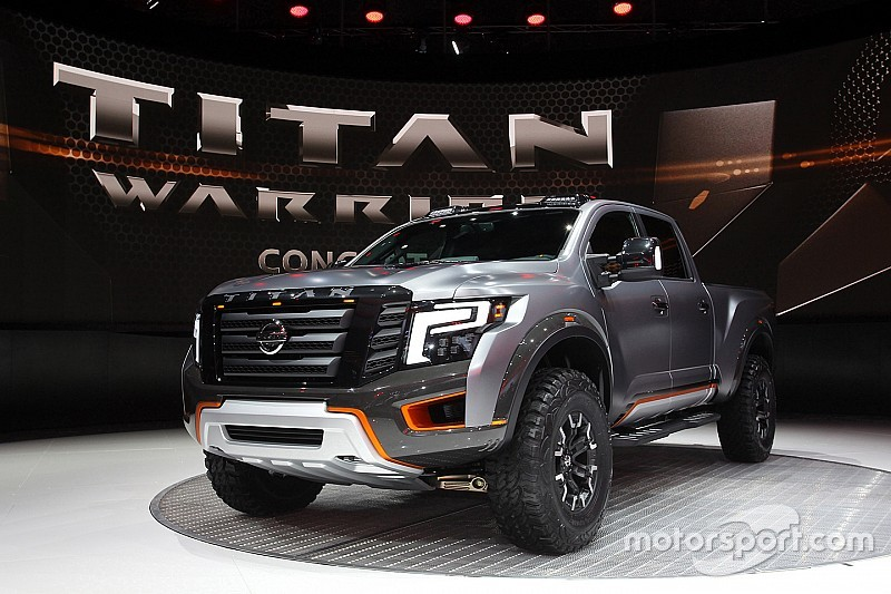 nissan titan warrior le pick up qui ne craint pas l apocalypse. Black Bedroom Furniture Sets. Home Design Ideas