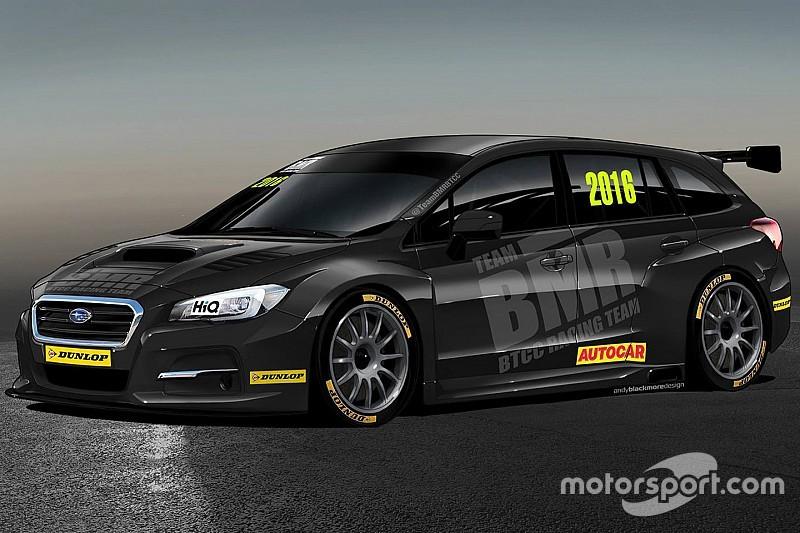Subaru debutta nel BTCC con il Team BMR