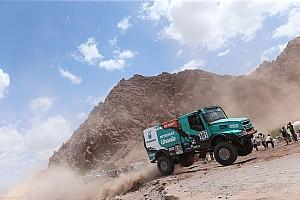 Dakar Tappa Dakar, Camion, Tappa 9: De Rooy vuole fare il largo