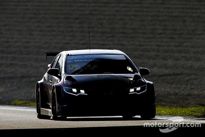 Ufficiale: tridente Honda con Huff-Michelisz-Monteiro