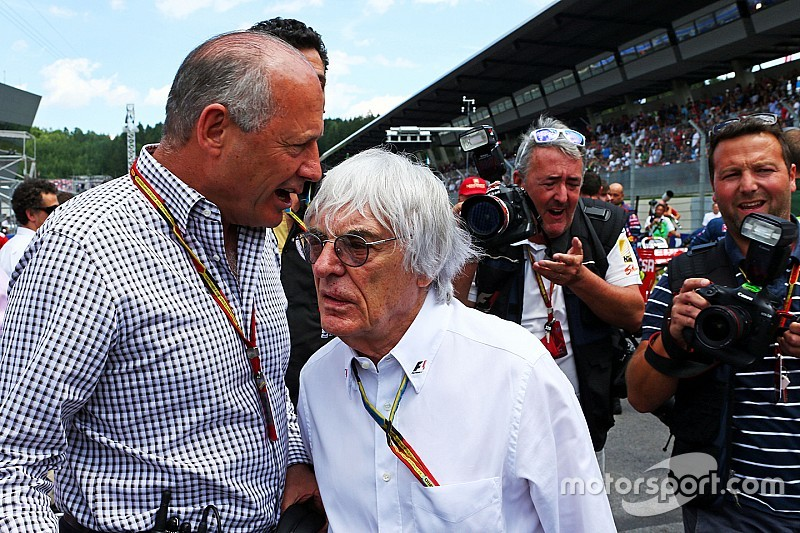 Dennis ziet inkomsten Formule 1 in de toekomst stijgen