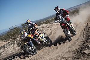 Dakar Ultime notizie Dakar, Moto, Tappa 11: bis di Meo, che ora è terzo
