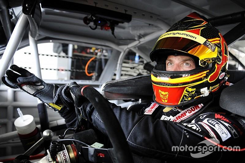 Daytona: Anthony Kumpen vertritt NASCAR-Europa