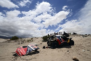Dakar Curiosità Dakar, ben 53 i ritiri totali negli ultimi tre giorni