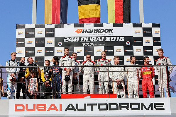 Audi schlägt Mercedes bei den 24 Stunden von Dubai