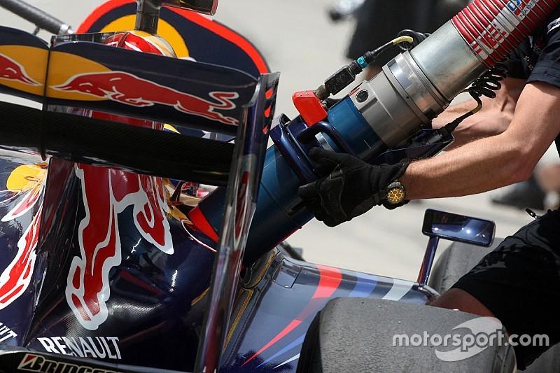Análisis: Equipos de la F1 descontentos con el tema del  reabastecimiento