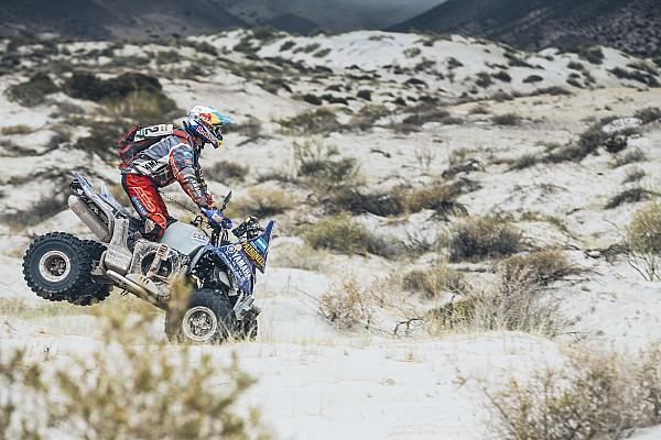 Marcos Patronelli é tricampeão do Dakar nos quadriciclos