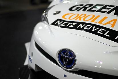2016款丰田普锐斯GT300赛车发布