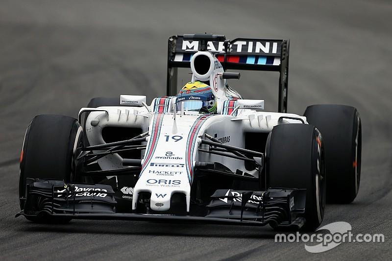 "Massa: ""Enorme progressie nodig om Mercedes en Ferrari te verslaan"""