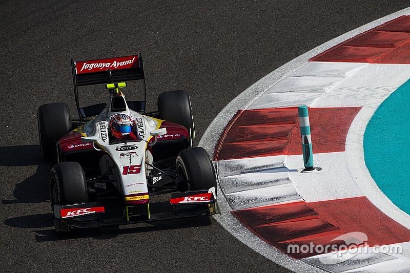 Campos bevestigt GP2-line-up en nieuwe hoofdsponsor