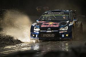 WRC Ultime notizie Ogier: