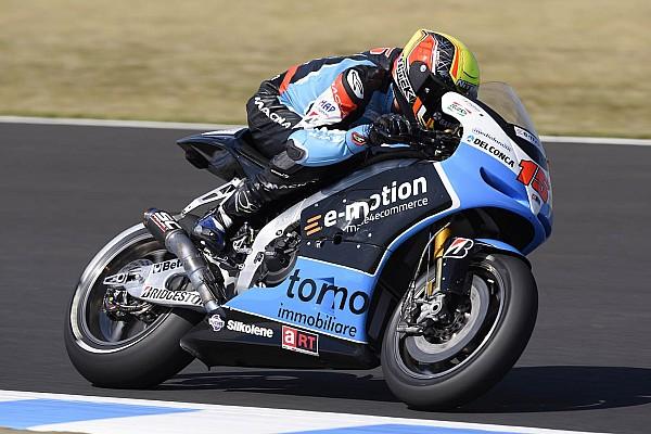 Ioda de MotoGP podría cambiar a WSBK