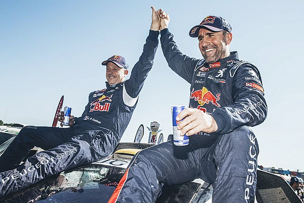 The man behind Mr. Dakar: Cottret happy to be in Peterhansel's shadow