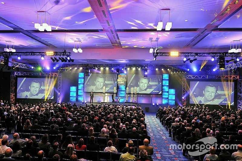 Snow in Charlotte forces NASCAR to postpone Hall of Fame induction ceremony