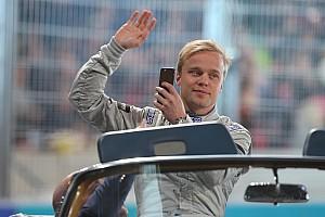 Indy Lights Noticias de última hora Felix Rosenqvist probará un Indy Lights