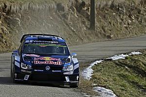 WRC Prova speciale Monte-Carlo, PS9: Ogier prende subito il largo