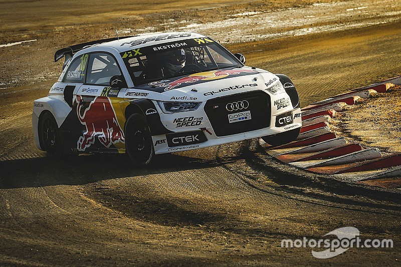 """Mattias Ekström will 2016 """"so viel Rallycross wie möglich"""" fahren"""