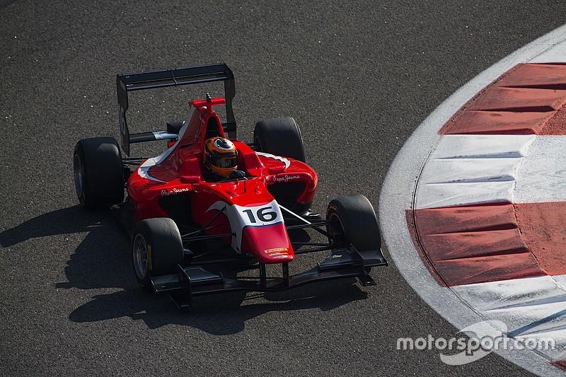 Jack Aitken in GP3 con il team Arden International