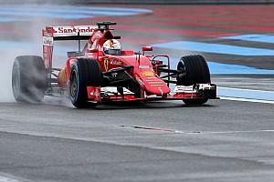 Formula 1 Test Ricard, Day 2: Vettel si porta subito davanti a tutti