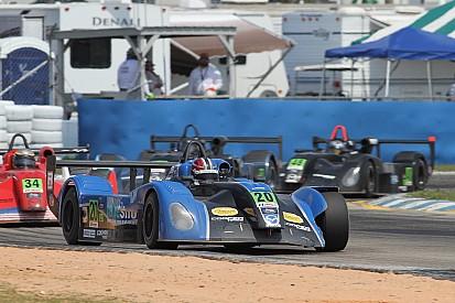 Les Mazda Prototype Lites au Grand Prix de Trois-Rivières