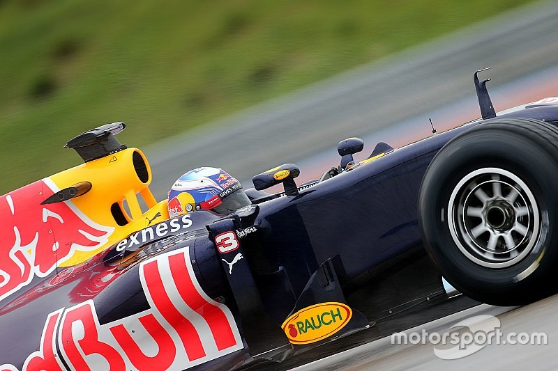 Pirelli confident of wet weather progress after test