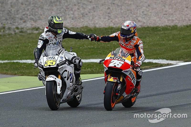 Crutchlow aposta em Pedrosa para título da MotoGP em 2016
