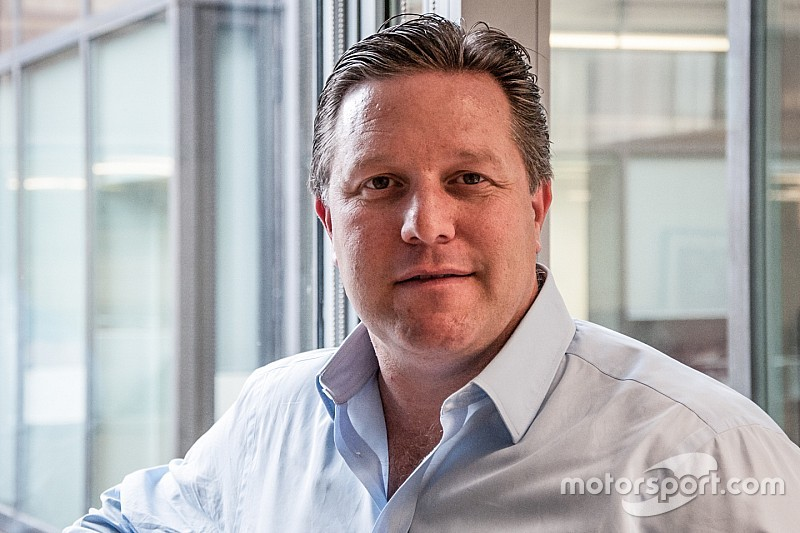 Motorsport.com designa a Zak Brown como consejero