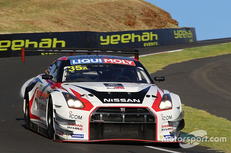 No full Australian GT programme for Nissan