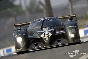 宾利将重返原型车赛事