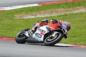 MotoGP Actualités Stoner de retour au guidon d'une Ducati à Sepang