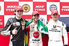 Indian Open Wheel MRF Challenge: Fittipaldi gana y Schumacher llega al podio