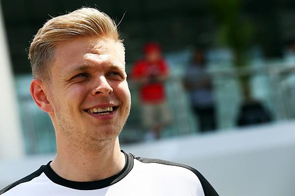 """可靠消息:马格努森""""锁定""""雷诺F1席位"""