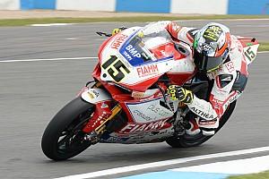 CIV Superbike Ultime notizie Matteo Baiocco nel CIV SBK con il team Motocorsa