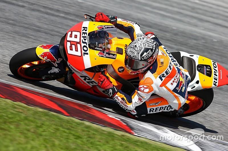 """Marquez: """"Honda moet veel verbeteren om Yamaha bij te halen"""""""