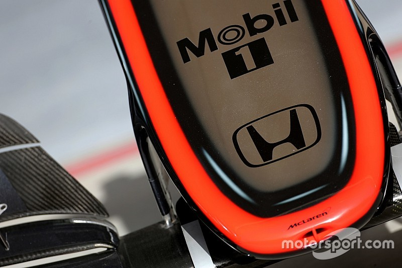 Honda, McLaren und die Formel 1: 2016 wird alles besser