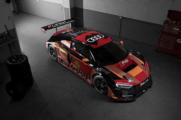 Speciale Audi-livery voor Vanthoor in Bathurst 12 Hour