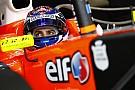 Panis completes Arden Formula V8 3.5 line-up