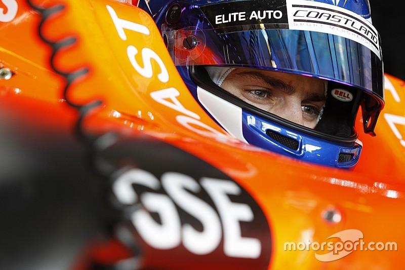 Aurelien Panis met Arden in Formula V8 3.5