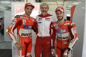 MotoGP Ultime notizie Piccoli inconvenienti rallentano i lavori in casa Ducati