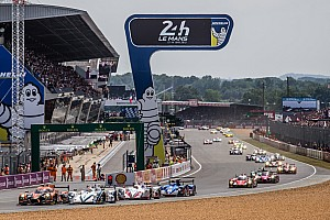 Le Mans Commentary Will there be big surprises on the Le Mans 24 Hours entry list?