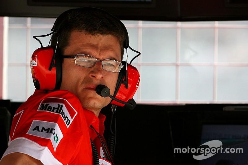 Бывший гоночный инженер Шумахера перешёл в Renault