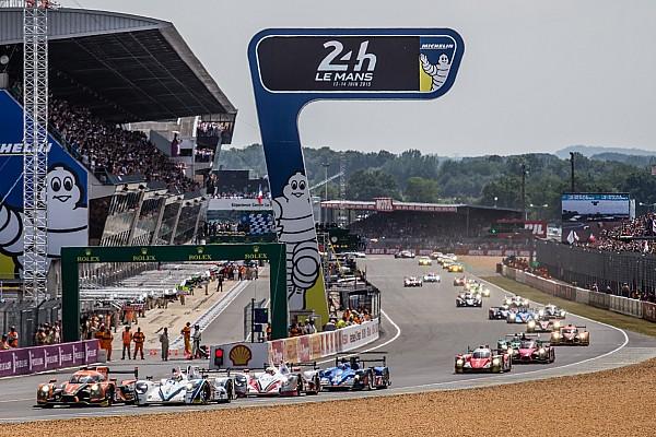 勒芒24小时耐力赛 评论 勒芒24小时赛名单会有惊喜么?