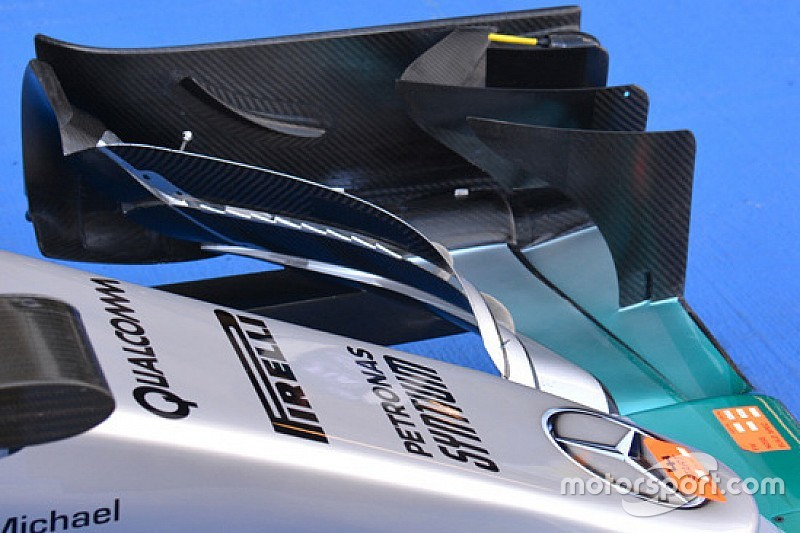 Mercedes: superati tutti i crash test dalla W07 Hybrid
