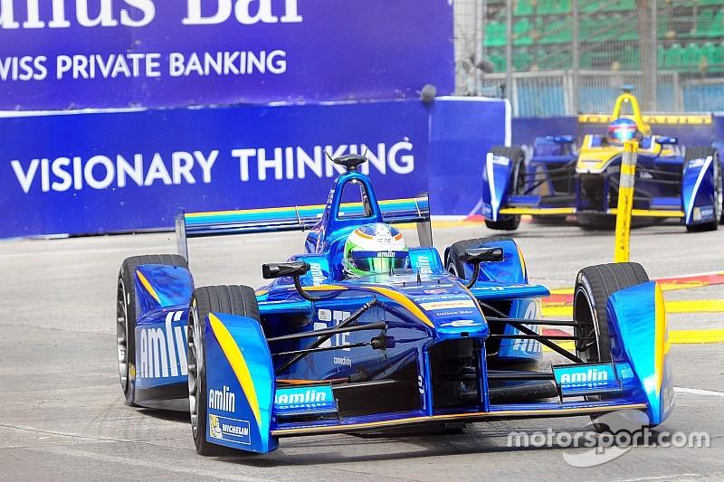 Прямая трансляция: гонка Формулы E в Буэнос-Айресе