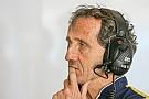 Prost: envolvimento com Renault na F1