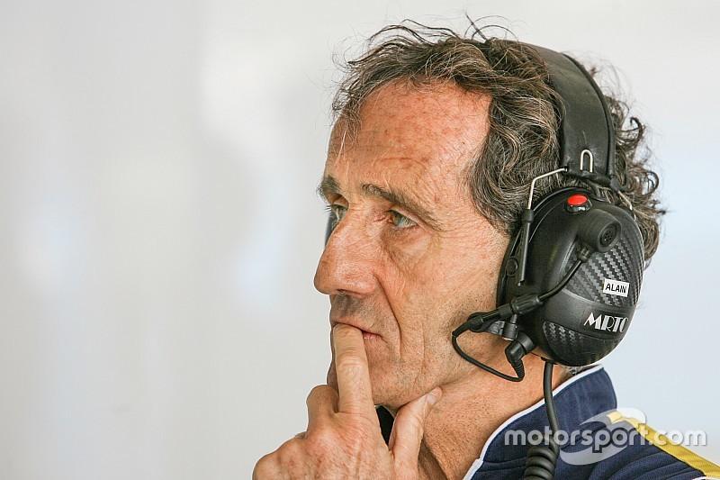 """Prost: envolvimento com Renault na F1 """"não faria sentido"""""""