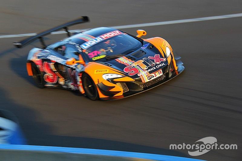 澳大利亚Bathurst 12 小时耐力赛: #59迈凯伦大丰收!