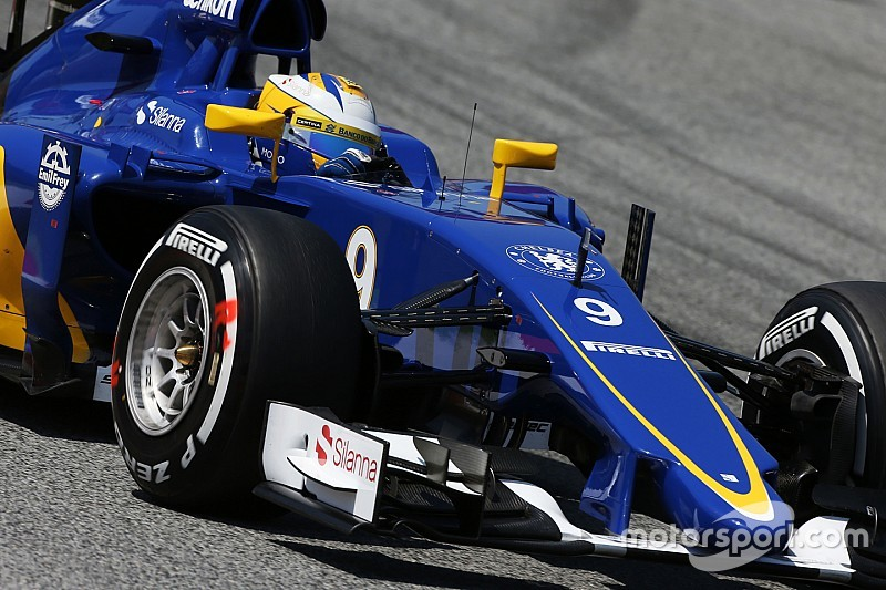 Sauber pasa la prueba de choque
