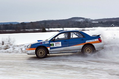 Maxime et Robert Labrie remportent le Rallye Perce-Neige